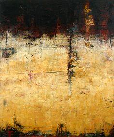 abstracthinker:    Barrow Downs    Original Artwork: Patricia Oblack    http://patriciaoblack.com