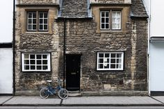 Streets of Oxford.