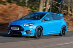 Ford Focus RS Mountune 2017 review