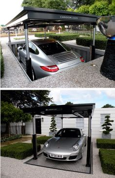 10 Space Saving Underground Home Parking Solutions That Wows Home