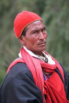Man in Red Cap | Bhutan
