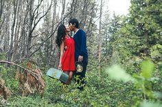 Outdoor Engagement Shoot | Photo: Danielle Rueda