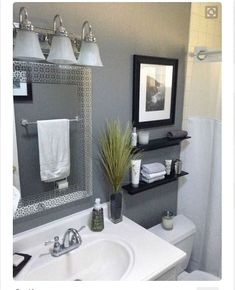 Nice 111 Small Bathroom Remodel On A Budget For First Apartment ...