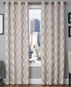 Softline Bergen Window Panel Collection - Window Treatments - For The Home - Macy's