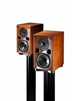Acoustic Energy AE1 Classic Speakers Cherry