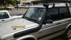 landrover discovery 2 snorkel set