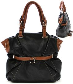 RAQ6627BLK ( Purse and Bag ) - Wholesale Jewelry at great value!