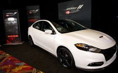 2013 Dodge Dart customized by Pitbull front right 1