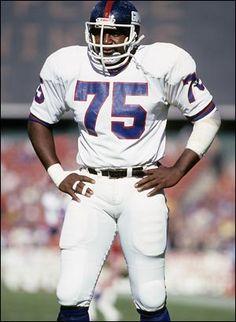 20...George Martin - DE - NY Giants # 75