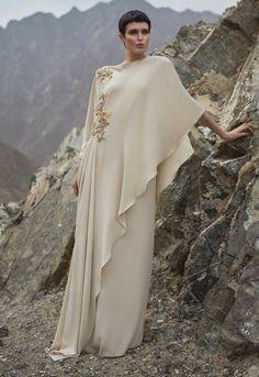 Stylish Dresses, Elegant Dresses, Abaya Fashion, Fashion Dresses, Moda Peru, Kaftan Gown, Muslimah Wedding Dress, Pakistani Formal Dresses, Plus Size Gowns