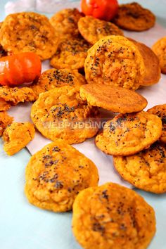 Incredible Recipes, Food And Drink, Pumpkin, Diet, Cookies, Desserts, Eating Clean, Bakken, Postres