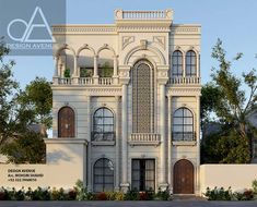 Classic House Design | By Design Avenue | 7 Marla House ,Mansehra -Pakistan