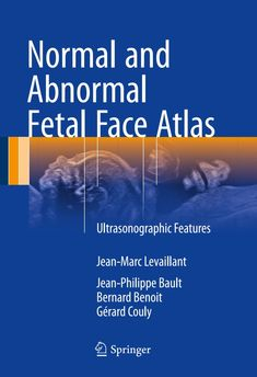 Normal and Abnormal Fetal Face Atlas (eBook Rental)