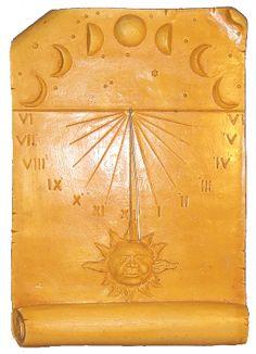 cadran solaire provence