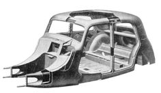 construction of the Traction Avant 7CV