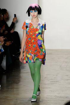 Pin for Later: Seht alle Trends der New York Fashion Week in weniger als fünf Minuten! Jeremy Scott