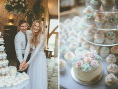 David-McClelland-Holly-and-Christian-89 - Read More on One Fab Day http://onefabday.com/english-country-garden-barn-wedding/
