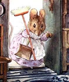 Beatrix Potter, The Tale of Two Bad Mice