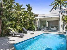The Esplanade - Mornington pool   air con on beach   Vacation Rental in Mornington Peninsula from @homeawayau #holiday #rental #travel #homeaway
