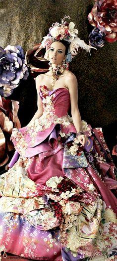 Barock dress