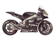 2014 Avintia Racing MotoGP