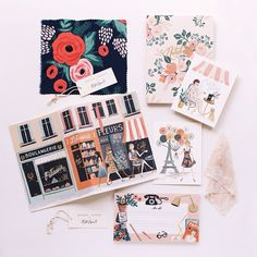Stationery | Rifle Paper Co. | Design
