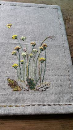 Wonderful Ribbon Embroidery Flowers by Hand Ideas. Enchanting Ribbon Embroidery Flowers by Hand Ideas. Brazilian Embroidery Stitches, Hand Embroidery Stitches, Silk Ribbon Embroidery, Crewel Embroidery, Hand Embroidery Designs, Embroidery Thread, Machine Embroidery, Embroidery Supplies, Embroidery Ideas
