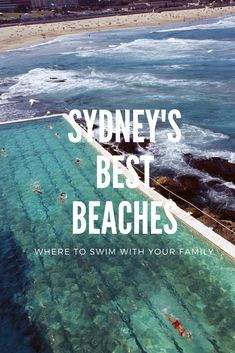 Best Beaches in Sydney for Kids | Family Friendly Beaches - The Kid Bucket List