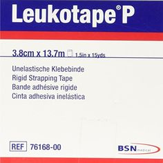 Leukotape Blister Prevention Tape for Running and Hiking - Section Hikers Backpacking Blog