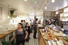 Keturios įdomiausios Londono kavinės
