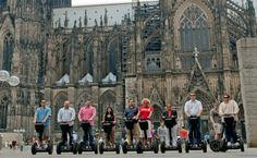 Aktivitäten und Ausflüge in #Köln. Z.B. #Segway Touren durch Köln oder #Stadtführungen durch Köln