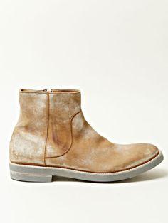 Margiela Spring 2012 Mens Boots