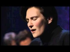 kd lang - Crying  She totally owns this song...when she sang it at the Grammy's as a tribute to Roy Orbison she blew me away.