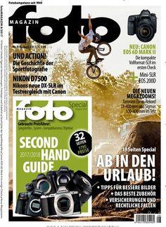 Und Action! - Die Geschichte der #Sportfotografie 📸🚵 Jetzt in @fotoMAGAZIN_de:  #Fotografie #photo #livephoto #Sport