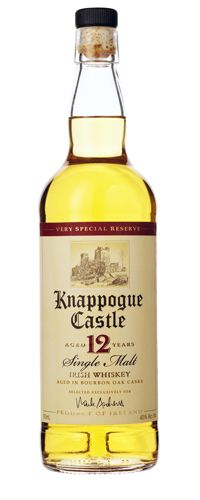 Knappogue Castle 12 ($42) This is a knockout whiskey, sweet and smooth and very difficult indeed to stop drinking.