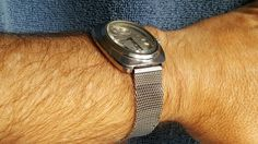 Citizen Leopard 36,000 bph.   It was manufactured in August of 1970.  4-720865.