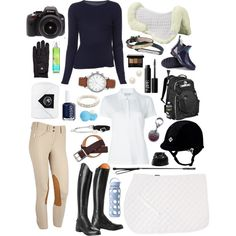 Clinic Day! - Polyvore