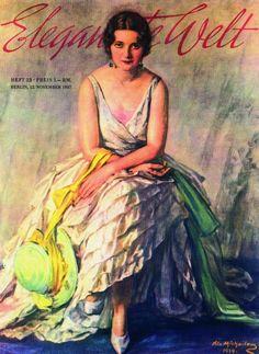 Elegante Welt cover 1937
