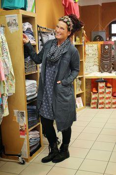 Naturmoden Steffi Hacke: ... und täglich grüßt ein neues Outfit // Mary