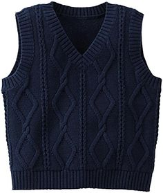 2016 Baby Boy Vest Models Free pattern and Tutorials Baby Cardigan, Baby Boy Vest, Baby Boy Sweater, Knit Baby Sweaters, Cable Sweater, Toddler Vest, Cable Knit, Baby Sweater Knitting Pattern, Knit Vest Pattern