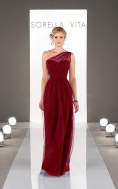 Romantic Bridesmaid Dress by Sorella Vita