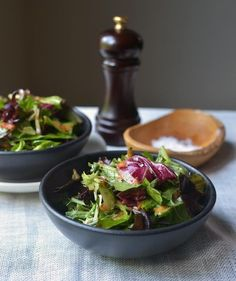 5 Salad Dressings to Know by Heart. Quick Ranch Dressing.  Italian Salad Dressing.  Eggless Caesar Dressing.  Creamy Blue Cheese Dressing. Balsamic Vinaigrette - The classic balsamic vinaigrette, the one we like to shake up in a jar and leave in our refrigerators for fast and easy salads.