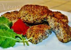 hamburguer vegan de arroz integral