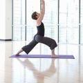 Diez posturas de yoga para principiantes: Guerrero I (Virabhadrasana)