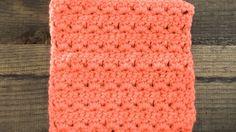 How to Crochet the Primrose Stitch Left-Handed Tutorial | AllFreeCrochet.com