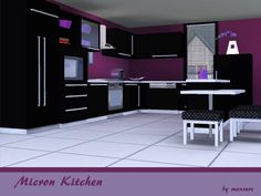 mensure's Micron Kitchen