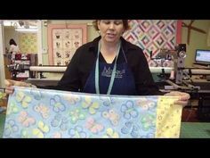 An Easy Tube Pillowcase Tutorial from Missouri Star Quilting.  These pillowcases are fun and easy to make as gifts.  My quilting quild also makes them to donate to the Million Pillowcase Challenge.