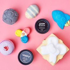 These Lush goodies were the talk of the internet in 2017! Which buzz-worthy product is your fave?