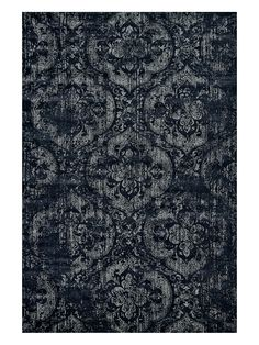 Chantal Silk Rug by Feizy at Gilt Carpet World, Living Room Seating, Dining Room, Nebraska Furniture Mart, Black Rug, Home Upgrades, Best Carpet, Cool Rugs, Contemporary Rugs