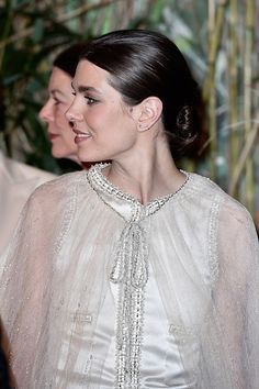 Charlotte Casiraghi attends The 62nd Rose Ball To Benefit The Princess Grace Foundation at Sporting Monte-Carlo on March 19, 2016 in Monte-Carlo, Monaco